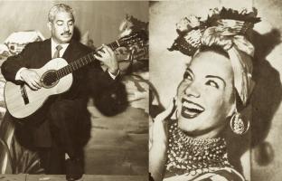 A 'baiana' Carmen, os balangandãs e outras histórias da estreia de Dorival Caymmi